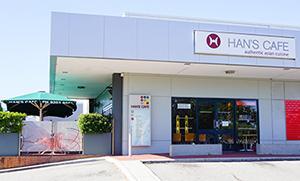 Han S Cafe Warwick Warwick Wa